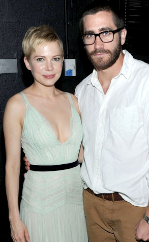 Michelle Williams, Jake Gyllenhaal
