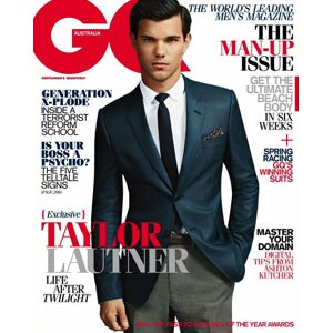 Taylor Lautner GQ Australia