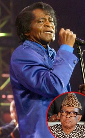 James Brown, Mobutu Sese Seko