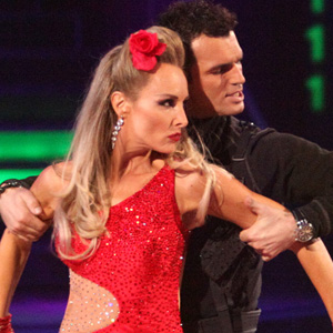 Chynna Phillips, Tony Dovolani, Dancing with the Stars, DWTS