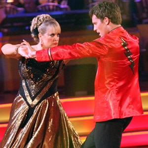 Nancy Grace, Tristan MacManus, Dancing with the Stars, DWTS