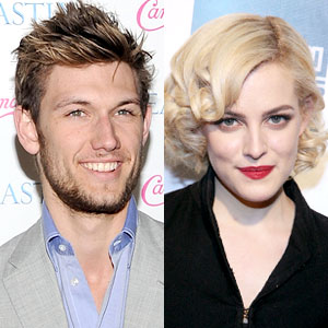 Alex Pettyfer, Riley Keough