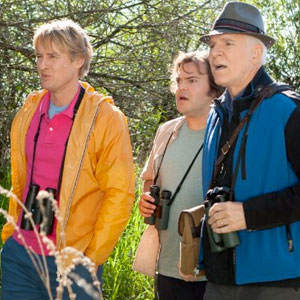 The Big Year, Steve Martin, Owen Wilson, Jack Black