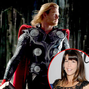 Chris Hemsworth, Thor, Patty Jenkins