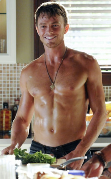 HART OF DIXIE, Wilson Bethel