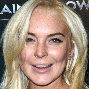 Lindsay Lohan Mouth 19