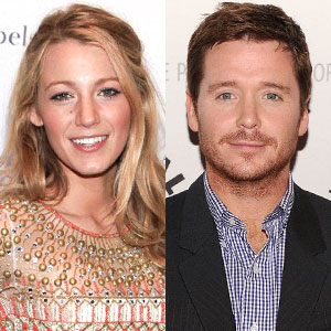 Blake Lively, Kevin Connolly