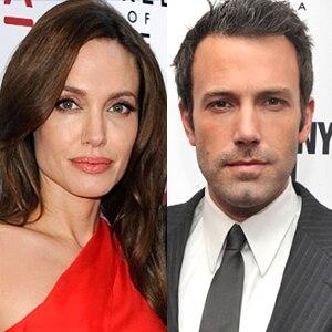 Angelina Jolie, Ben Affleck