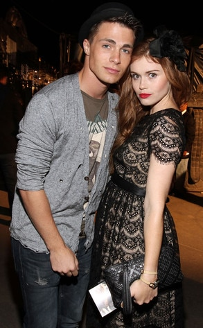 Spike TV's SCREAM Awards, Colton Haynes, Holland Roden