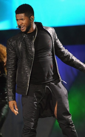 A Decade of Difference Concert, Usher