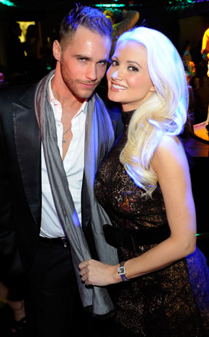 Holly Madison, Josh Strickland
