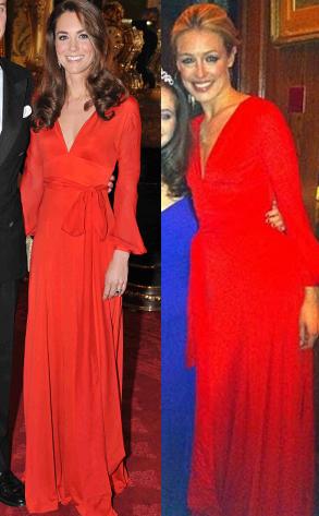 Kate Middleton, Catherine, Cat Deeley