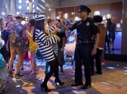 90210, Jessica Lowndes, Tristan Wilds