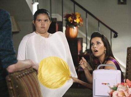 Madison De La Garza, Eva Longoria, Desperate Housewives