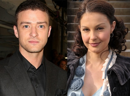 Justin Timberlake, Ashley Judd