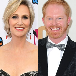 Jane Lynch, Jesse Tyler Fergason