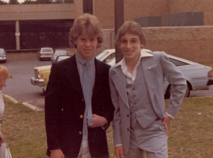 Steve Marmalstein, After Lately, High School Photos