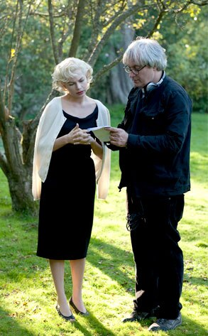 Michelle Williams, Simon Curtis, Behind the Scenes, My Week with Marilyn