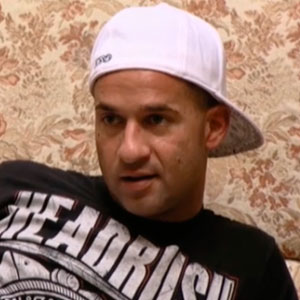 Mike Sorrentino, The Situation, Jersey Shore