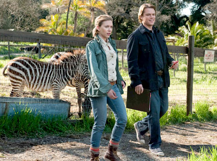 Scarlett Johansson, Matt Damon, We Bought a Zoo