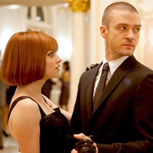 Amanda Seyfried, Justin Timberlake, In Time