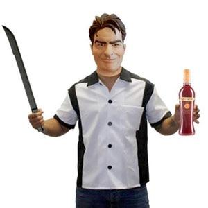 Charlie Sheen Halloween Costume