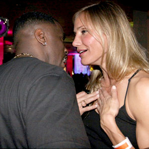 Sean Diddy Combs, Cameron Diaz