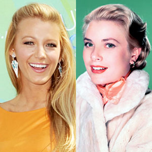 Blake Lively, Grace Kelly