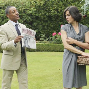Once Upon a Time, Giancarlo Esposito, Lana Parrilla