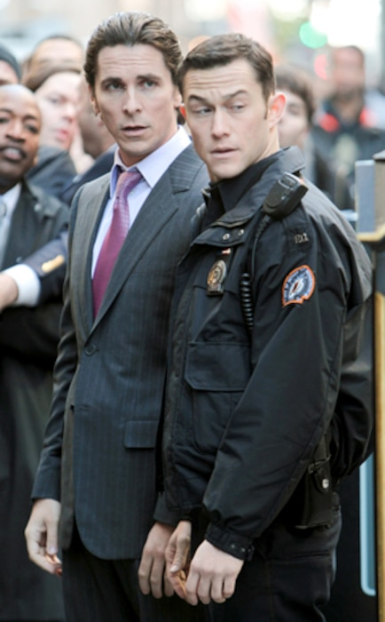 Joseph Gordon-Levitt, Christian Bale