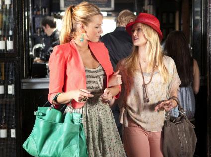 Gossip Girl, Blake Lively, Kaylee Defer