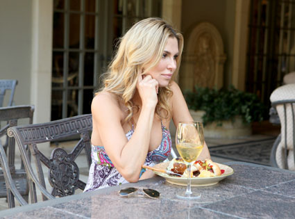 THE REAL HOUSEWIVES OF BEVERLY HILLS, Brandi Glanville