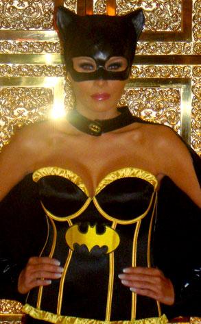 Melania Trump From Best Celebrity Halloween Costumes E News