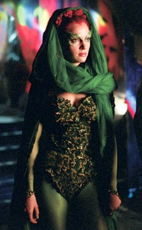 Uma Thurman, Poison Ivy