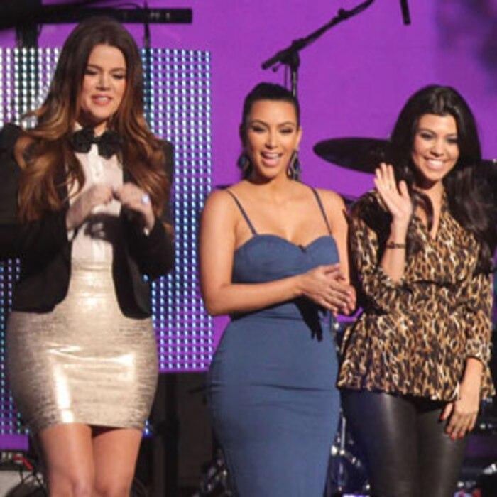 Khloe Kardashian, Kim Kardashian, Kourtney Kardashian