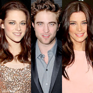 Kristen Stewart, Robert Pattinson, Ashley Greene