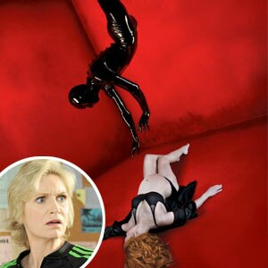 American Horror Story, Jane Lynch, Glee