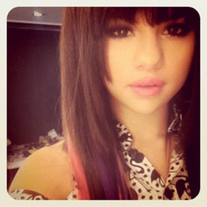 Selena Gomez, Twitter
