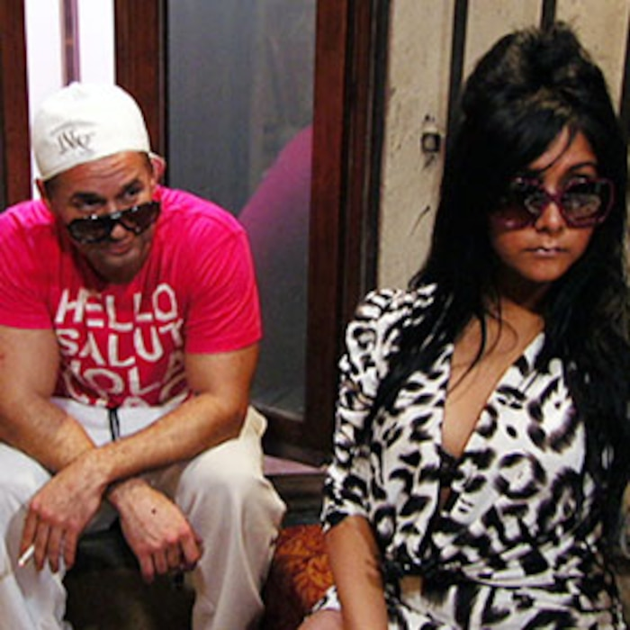 Nicole Polizzi, Snooki, Mike Sorrentino, The Situation