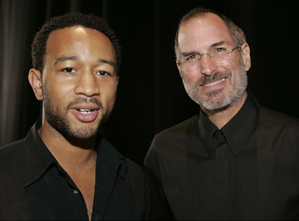 Steve Jobs, John Legend