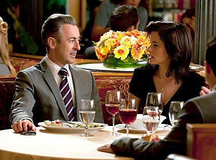 THE GOOD WIFE, Alan Cumming, Parker Posey