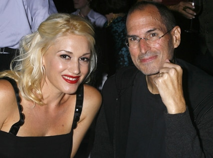 Steve Jobs, Gwen Stefani