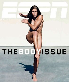 Hope Solo, ESPN Cover