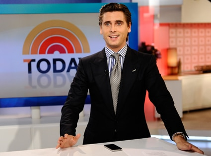 Scott Disick, The Today Show