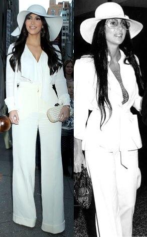 Kim Kardashian, Cher