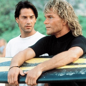 Keanu Reeves, Patrick Swayze, Point Break