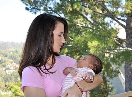 Kristin Davis, Gemma Rose Davis
