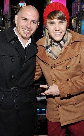 Pitbull, Justin Bieber