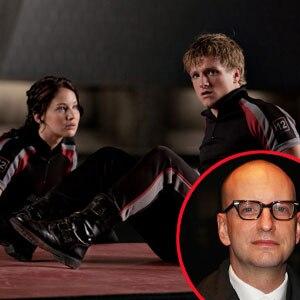 Hunger Games, Jennifer Lawrence, Josh Hutcherson. Steven Soderbergh