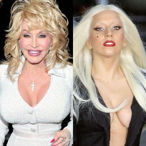 Dolly Parton, Lady Gaga